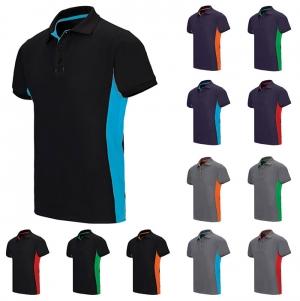 d17cc1ead8 POLO BICOLOR MANGA CURTA - Polos - Textil - Catálogo de Produtos ...